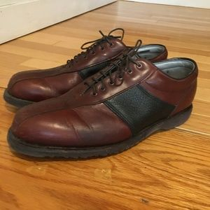 VINTAGE Footjoy Classics Dry Mens Golf Shoe